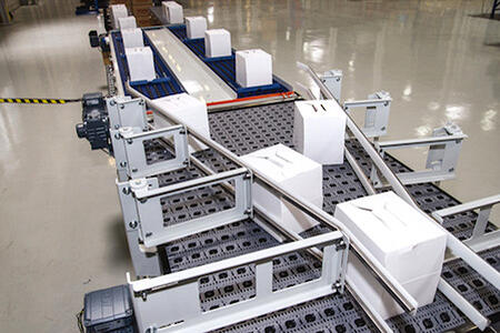 DES ARB Conveyor System - Perpetual Merge_0