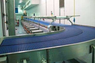 Plastic Modular Belt Conveyor - Sanitary 2