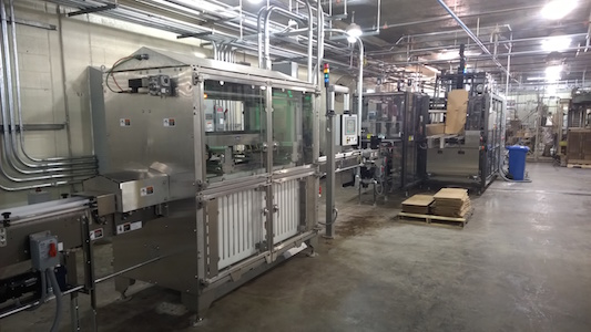 Secondary Packaging Systems
