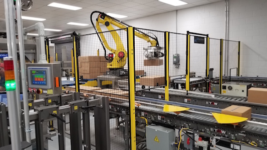 Tertiary Packaging Systems