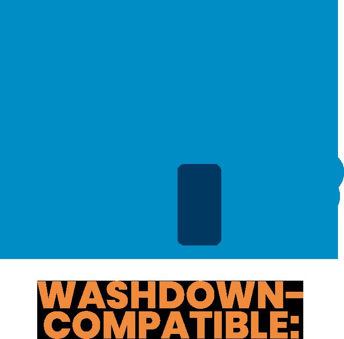 Washdown Compatible