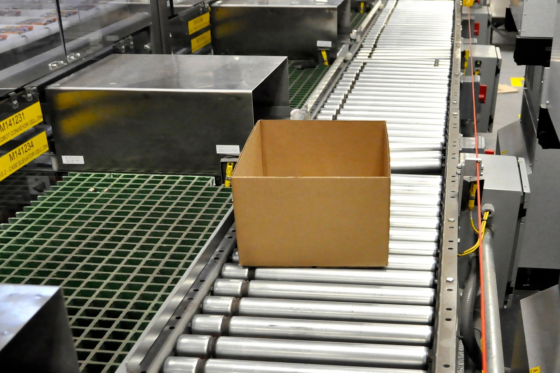 DES Case Handling Conveyors_0