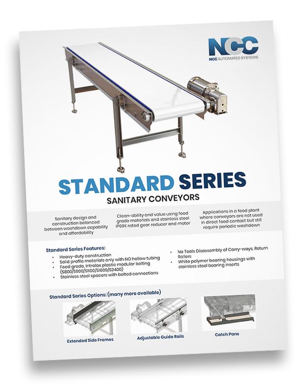 Standard Series - Cut Sheet Page