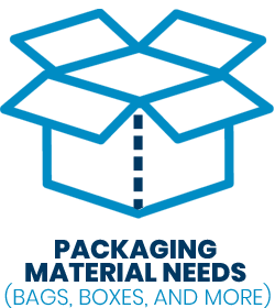 Industry Icons - Packaging